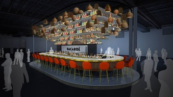 BACARDI / MOSAIC / ART BASEL