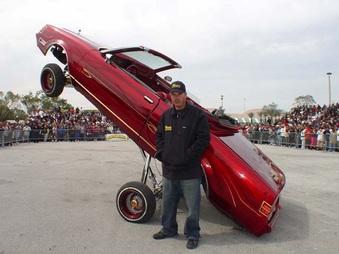 CARS HIP HOP
