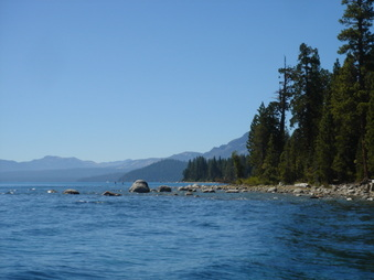 VCA = LOCATION PIC OF LAKE TAHOE ONLY