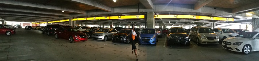 When you book your Hartsfield Jackson Atlanta International Airport Sixt car rental with us you can: • Choose from the favorite manufacturers such as Chevrolet, Ford, Nissan, Hyundai, plus more! • Select the class that is the right fit for you/5(21).