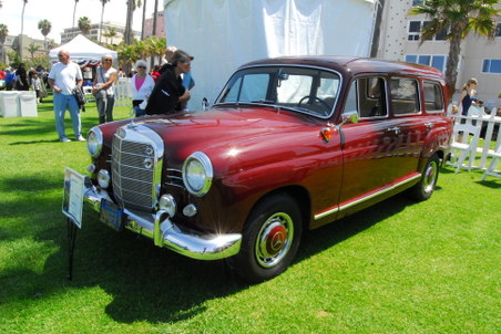 1963 Mercedes-Benz 190b Binz station wag