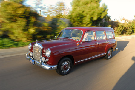 1963 Mercedes-Benz Binz station wagon