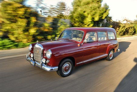 1963 Mercedes-Benz Binz wagon HDR TM