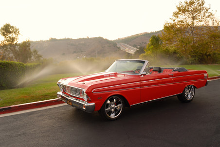 1964 Ford Falcon Pro Touring Edited