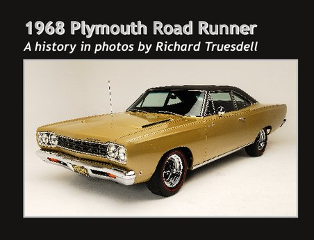 1968 Plymouth Road Runner Book