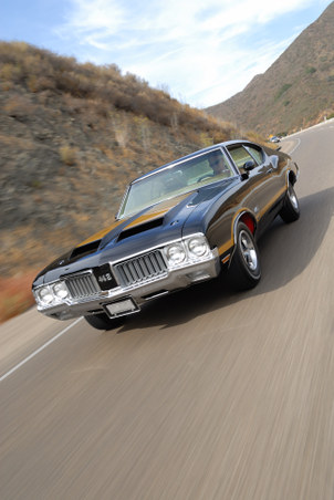 1970 Oldsmobile 442 W-30 edited