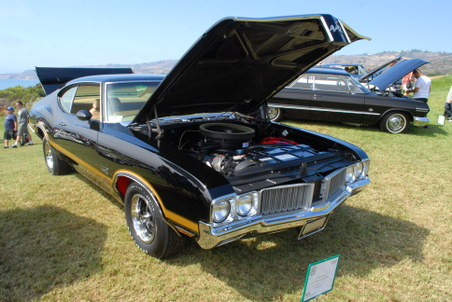 1970 Oldsmobile 442 W-30 snap shots