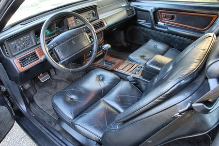 1990 Lincoln Continental Mark Vii