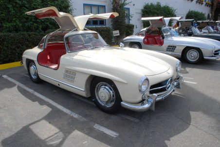 2012 Mercedes-Benz Gullwing Convention