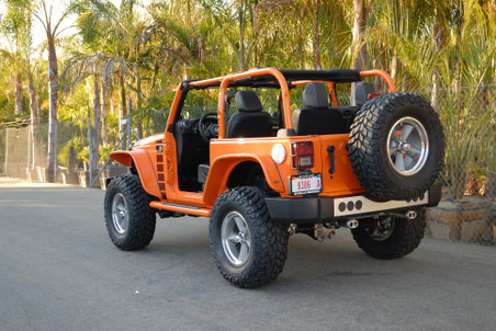 2013 Jeep Wrangler Five Star