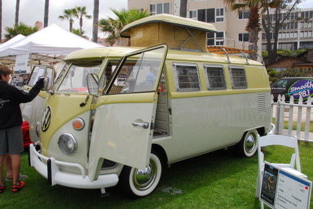 Australian In-Car VW Camper