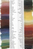 available colors Cushings + lanaset dye