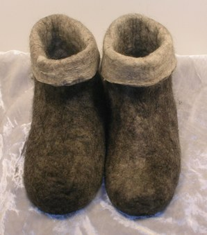 My slipper  boots