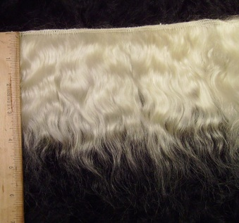 white weft