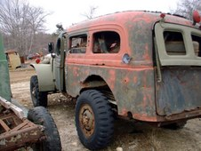 1943 Dodge Carryall   IS SOLD