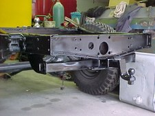 PW Receiver Hitch
