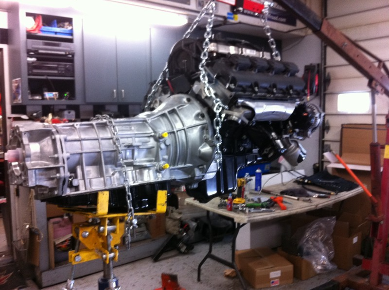 Transmission Choice For Hemi Swap American Expedition Vehicles