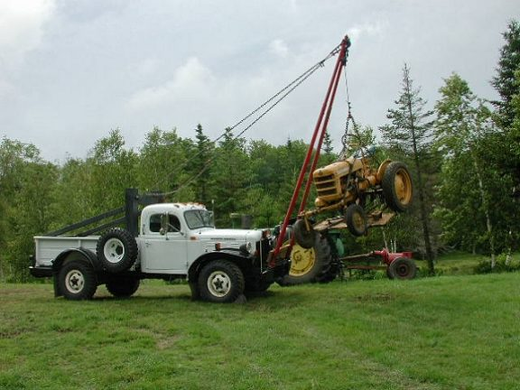 Gin Pole Crane : Best way to move logs ideas anyone page