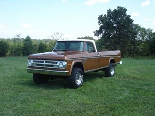 The '61-'71 Dodge Sweptline Truck Forum #14