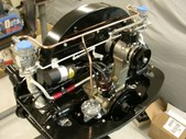 Greg Noble's '55 Bus Okrasa Engine Build