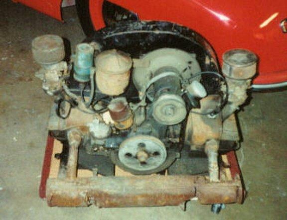 Okrasa - Denzel - Judson - Misc Engines!