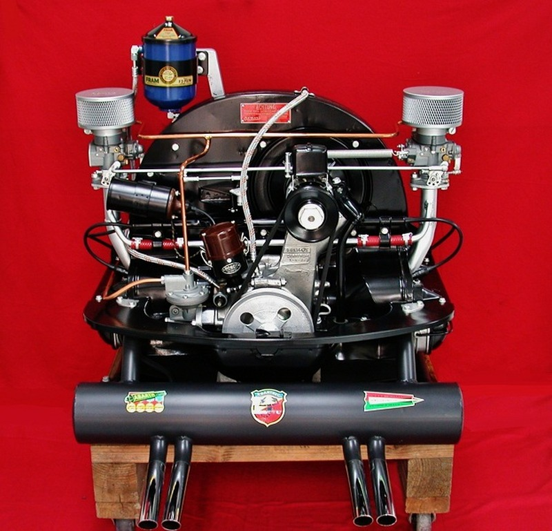 Porsche 911 Engine Vw Beetle: TheSamba.com :: Vintage Speed