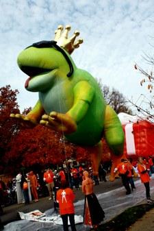 2009 Raleigh Christmas Parade