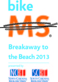 Bike MS: Breakaway to the Beach 2013