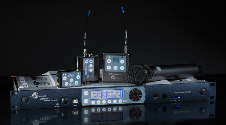 Lectrosonics Digital Hybrid Wireless