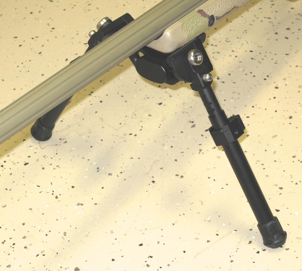 Black Colors Tactical Bipod Long Range Bipod For Hunting Rifle Bipods LRA