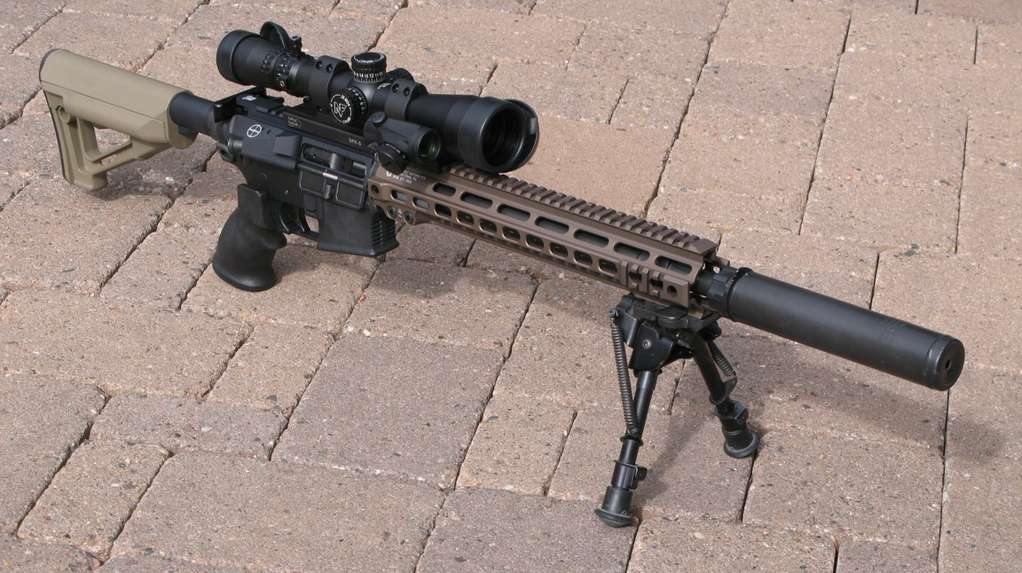 Lightweight Spr Style Ar 15 Sniper S Hide Forums