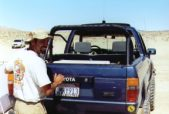Izzy's Journal - Johnson Valley, Mojave