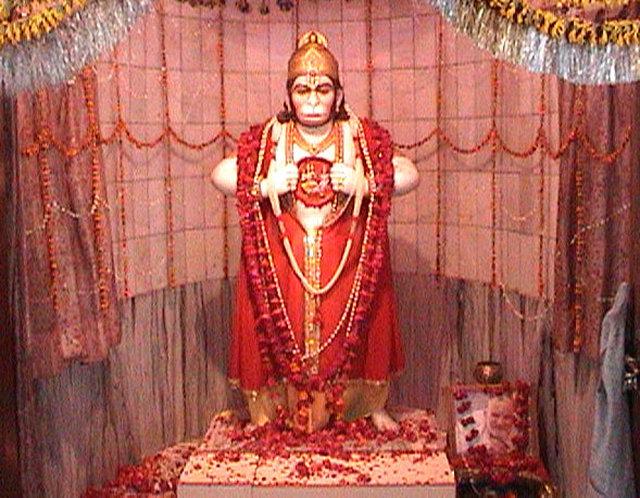 Babaji's Hanumanji's & other Murtis
