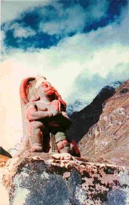 Photo 31 of 67, Hanuman photos of concecrated murties