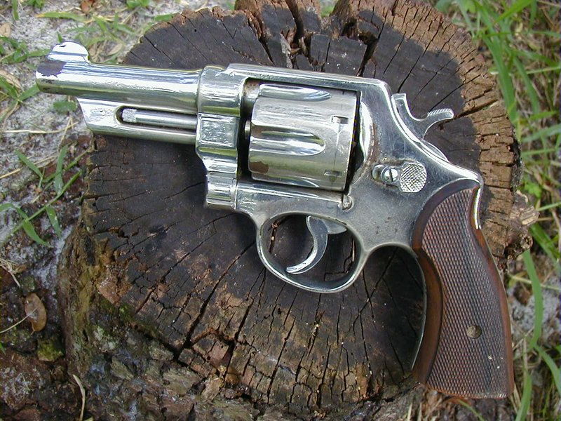 The sw 38 44 outdoorsman transitional target revolver the firing poorly refinished in flaking rusting away chrome i showed it to a sw factory gunsmith and talked to bowen about it unfortunately it will cost more than thecheapjerseys Image collections