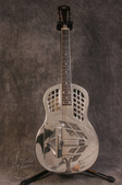 Continental Tricone Resonator Guitar