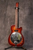 Dobro Lektric resonator guitar