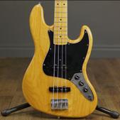 Fender Jazz Bass Natural