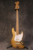 Fender USA Jazz Bass Gold 1982