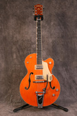 GRETSCH G6120SSLVO BRIAN SETZER TV JONES