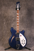 Rickenbacker 360 12 Mindight Blue New