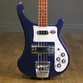 Rickenbacker 4003s Bass Midnite Blue