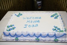 Joan's Homecoming