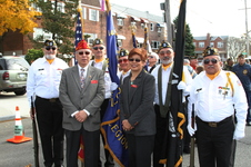 Bronx Veterans day Parade