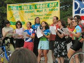Bike To Work Day 2004