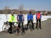 February Cycling