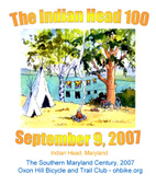 2007 Southern Maryland Century