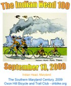 2009 Southern Maryland Century