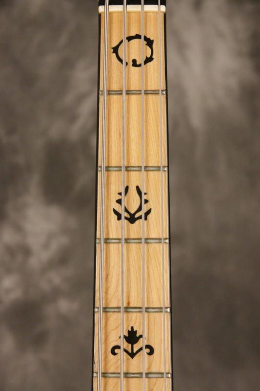 Details about original 1977 ibanez black eagle bass