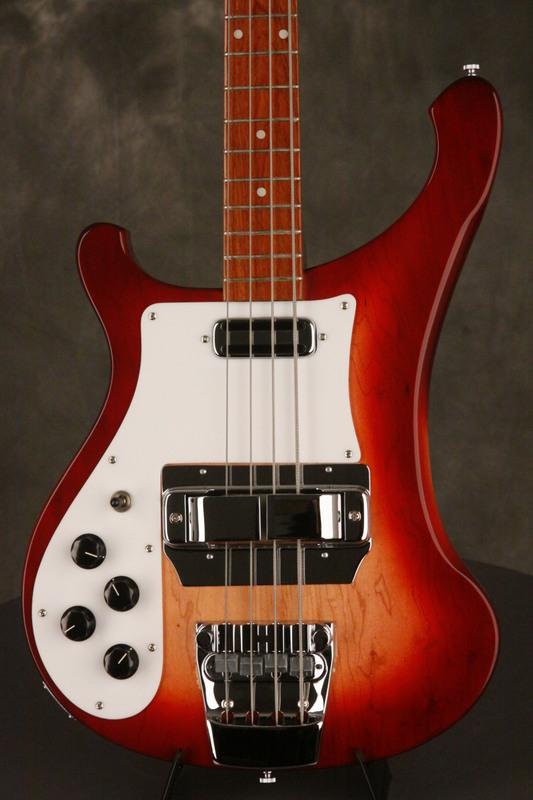 Rare 1989 rickenbacker 4001 v63 spc left handed bass fireglo ebay
